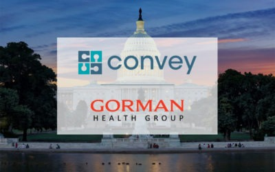 John Gorman Announces Resignation from Gorman Health Group, a Convey Health Solutions Company